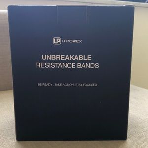 Other - Unbreakable Resistance Bands